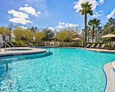Hilton Garden Inn Orlando at SeaWorld International Center Hotel, FL - Sparkling Outdoor Pool