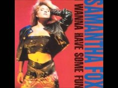 Samantha Fox-I Only Wanna Be With You