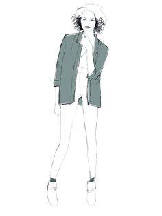 Victoria Blazer Pattern – By Hand London Sewing Blogs, Sewing Projects, Sewing Ideas, By Hand London, Blazer Pattern, Dress Making Patterns, Pattern Library, Pattern Cutting, Jackett