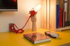 Inspire-se na decoração feita por Rosenbaum em um home office compartilhado - Decora - GNT