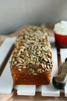 High Protein Bread @Angie@Angie's Recipes