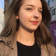 Trendy Ideas For Baby Face Photography People Beautiful Little Girls, Beautiful Girl Image, Aesthetic Women, Aesthetic Girl, Cute Young Girl, Cute Girls, Girl Pictures, Girl Photos, Angelina Danilova