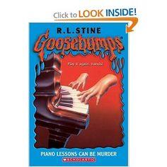 Goosebumps monster blood ii goosebumps original covers - Goosebumps werewolf in the living room ...