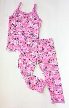33a990db708334 Esme Fairies Girls Sleepwear Camisole Leggings Set Girls Sleepwear, Girls  Pajamas, Your Girl,