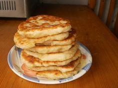 Rychlé Připravené Langoše Se Sýrem