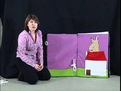 El pequeño conejo blanco. Con este cuento podemos trabajar diferentes cosas como por ejemplo la comprensión lectora, memoria... Y en el caso que nos compete, el lenguaje oral ya que va jugando con diferentes rimas según el personaje que aparece en el cuento. Muy recomendable