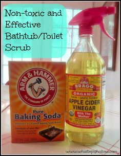 Bath And Toilet Cleaner