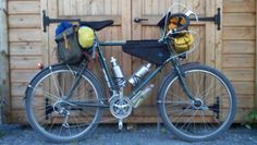The Velo ORANGE Blog: Packing the Campeur Bikepacking Style, Part 1