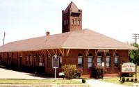 Fannin County Museum in Bonham, Texas