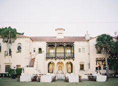Powel Crosley Estate Wedding by Jessica Lorren