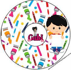 Olá queridos amigos ( as ) e seguidores do nosso Blog . Hj temos mais um Kit feito especialmente por mim ( Gabi Bonfim )p ajudar a colori...