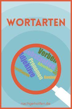 Babys, Material, Personal Care, School, Corona, German Language, Spelling Rules, Teaching High Schools, German Grammar