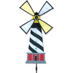Accent - Hatteras Lighthouse Petite Spinner at GardenHouseFlags