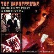 Prezzi e Sconti: Come to my party and fan the fire  ad Euro 13.29 in #Audioglobe #Cd musicali