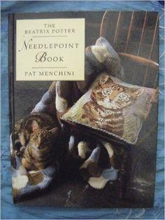Beatrix Potter Needlepoint Book, by Pat Menchini.
