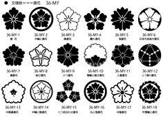 Japanese family crest, Kamon