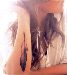 Feather Tattoo 11