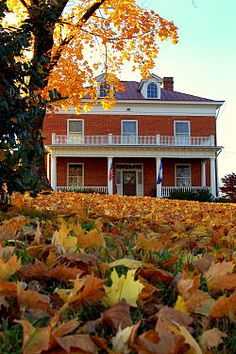 Amherst, Virginia. Ugh! Perfection!!  Found this while looking through some pins! Love living here