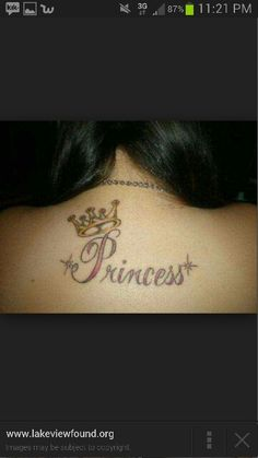 I want this but i want mine to say daddys princess