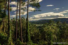 Montes del txorierri ~ Fotografía Juanjo Mediavilla