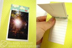 We are all hording the sticky, tacky colorful goodness that is Washi Tape! We use it in Smash Pages, Scrapbook Pages, Cards and other creations. Below I have 10 ways that you can use this pletho… Project Life, Scrapbook Pages, Washi Tapes, Journaling, Projects, Cards, Blue Prints, Caro Diario, Maps