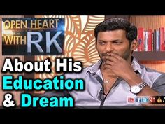 Actor Vishal About His Education & Dream | Open Heart With RK | ABN Telugu - http://www.indialikes.com/2016/07/04/actor-vishal-about-his-education-dream-open-heart-with-rk-abn-telugu/