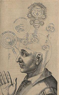 Los diagramas alquímicos del médico inglés Robert Fludd son uno de los grandes tesoros de la filosofía hermética, antiguos infográficos de la correspondencia primordial entre el macrocosmos y el microcosmos, en cuya comprensión yace el secreto de todas las edades