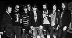 Guns N Roses @ Le Festival d'été de Québec