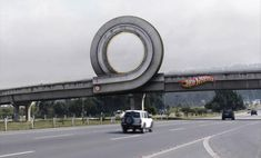 Hotwheels: Curl. Perfect execution for the brand, keep it rolling!