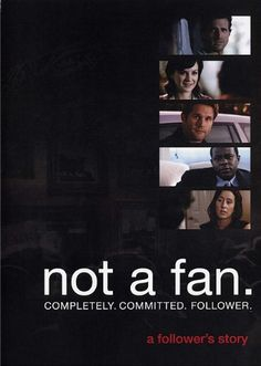 Not A Fan: A Follower's Story - Christian Movie/Film on DVD. http://www.christianfilmdatabase.com/review/not-a-fan-a-followers-story/