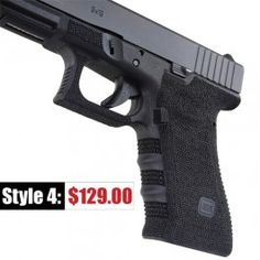 Stippled Grip for your Glock