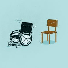 Enabled not Disabled Cute & Creative Poster Designs by Nabhan | Deviant Artist of the Week