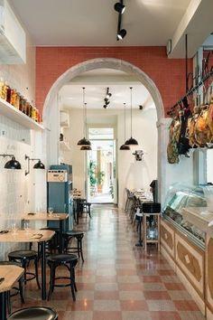 #newterracotta #terrazzo #terrazzotiles #terrazzointeriors #interiordesign