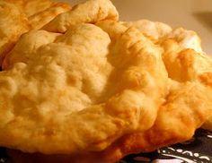 L O V E: Indian Fry Bread (for navajo tacos)