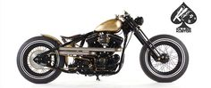 Killer Kustom Harley Davidson | Bobber Inspiration - Bobbers and Custom Motorcycles September 2014