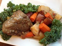 This dish features a big fork tender cut of premium beef with a vegetable medley, in a flavorful sauce featuring a dash of wine for an ultimate comfort food dining experience.