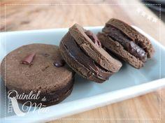 Porque biscoito recheado pode ser gostoso, saudável e funcional! <3