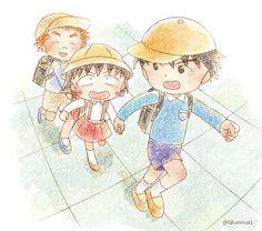 Chibi Wallpaper, Cute Anime Boy, Character Illustration, Anime Couples, Cartoon Characters, Kawaii Anime, Anime Art, Childhood, Geek Stuff