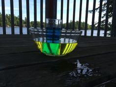 Marissa's Mommy Moments: Colour Changing Water Experiment