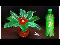 বোতল দিয়ে নাইস আইডিয়া || Crafts With Plastic Bottle || kuti Bari - YouTube