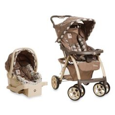 @Barb Brookover    check this one out**************  Safety 1st® Disney® Saunter Luxe Travel System in in Sweet Silhouettes in Winnie the Pooh) - buybuyBaby.com