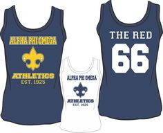 Alpha Phi Omega Athletics Penny email red@theredtshirtco.com for a proof and pricing *Ships to North Carolina FREE of charge.  http://theredtshirtco.com/inquire/  #alphaphiomega #athletics #penny #greeklife #intramural #service #theredtshirtco