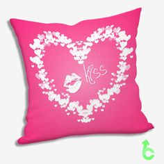 kiss me Pillow cases cheap and best quality. *100% money back guarantee