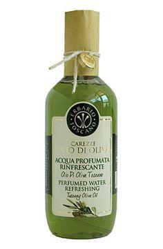 Erbario Toscano Olive Oil Luxury Perfumed Water Spray Bottle 250 ml New Italy 2 #ErbarioToscano