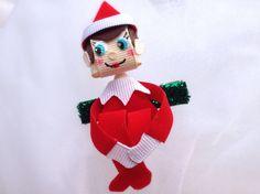 Elf on the Shelf Clip  Www.facebook.com/cuteyclips   Www.etsy.com/shop/christinaland128