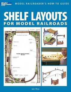 Shelf Layouts for Model Railroads... Learn how to build a shelf layout by exploring the possibilities, practicalities, and challenges of linear layout design in a variety of layouts with construction details.