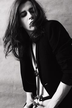 Real men have long hair