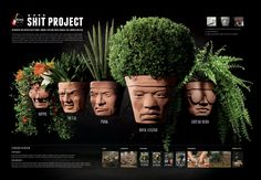 "Kiss FM: Shit Project Advertising Agency:AlmapBBDO, São Paulo, Brazil Art Director:Marcelo Tolentino, Fabiano de Queiroz ""Tatu"""