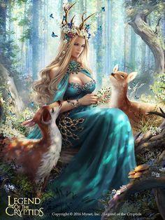 Daphne the cultivator by hoanglap.deviantart.com on @DeviantArt