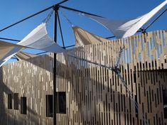 Centro comunitario Pumanque,Cortesía de The Scarcity and Creativity Studio